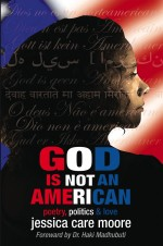god is not an american cover